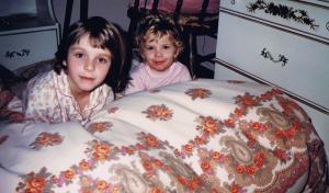 Sheryl + Jenny Kids